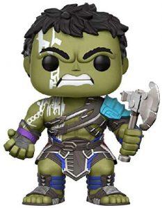 Funko POP de Hulk en Thor Ragnarok - Los mejores FUNKO POP de Thor - Funko POP de Marvel Comics - Los mejores FUNKO POP de los Vengadores