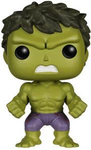 Funko POP de Hulk en la Era de Ultrón - Los mejores FUNKO POP de Hulk - Funko POP de Marvel Comics - Los mejores FUNKO POP de los Vengadores