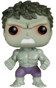 Funko POP de Hulk era de ultrón - Los mejores FUNKO POP de Hulk - Funko POP de Marvel Comics - Los mejores FUNKO POP de los Vengadores