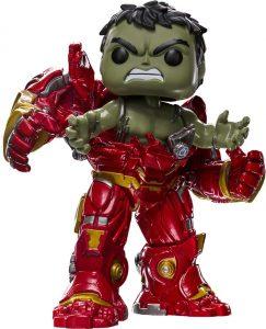 Funko POP de Hulkbuster con Hulk - Los mejores FUNKO POP de Hulk - Funko POP de Marvel Comics - Los mejores FUNKO POP de los Vengadores
