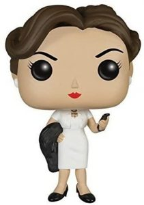 Funko POP de Irene Adler - Los mejores FUNKO POP de la serie de Sherlock - Funko POP de series de televisión
