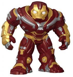 Funko POP de Iron Man de la Hulkbuster - Los mejores FUNKO POP de Iron man - Funko POP de Marvel Comics - Los mejores FUNKO POP de los Vengadores
