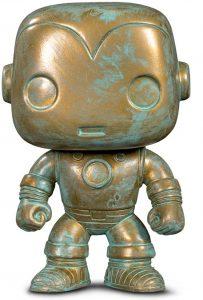 Funko POP de Iron Man edición coleccionista - Los mejores FUNKO POP de Iron man - Funko POP de Marvel Comics - Los mejores FUNKO POP de los Vengadores