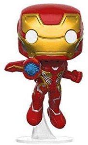 Funko POP de Iron Man en Infinity War - Los mejores FUNKO POP de Iron man - Funko POP de Marvel Comics - Los mejores FUNKO POP de los Vengadores