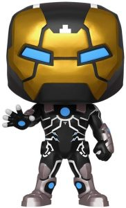 Funko POP de Iron Man oscuridad - Los mejores FUNKO POP de Iron man - Funko POP de Marvel Comics - Los mejores FUNKO POP de los Vengadores