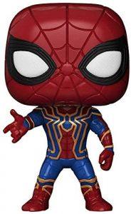Funko POP de Iron Spider - Los mejores FUNKO POP de Spiderman - Los mejores FUNKO POP del Spiderverse - Funko POP de Marvel Comics - Los mejores FUNKO POP de los Vengadores