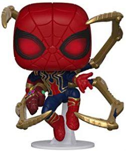 Funko POP de Iron Spiderman - Los mejores FUNKO POP de Spiderman - Los mejores FUNKO POP del Spiderverse - Funko POP de Marvel Comics - Los mejores FUNKO POP de los Vengadores