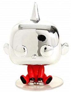 Funko POP de Jack Jack cromado - Los mejores FUNKO POP de Los increíbles - Los mejores FUNKO POP de los Increíbles 2 - FUNKO POP de Disney Pixar
