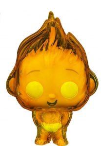 Funko POP de Jack Jack de fuego - Los mejores FUNKO POP de Los increíbles - Los mejores FUNKO POP de los Increíbles 2 - FUNKO POP de Disney Pixar