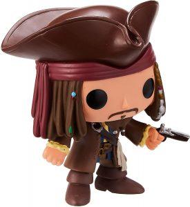 Funko POP de Jack Sparrow clásico - Los mejores FUNKO POP de Piratas del Caribe - Funko POP de películas de cine
