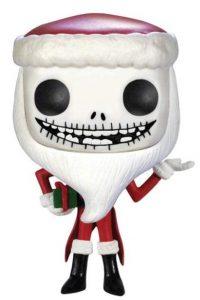 Funko POP de Jack versión Santa - Los mejores FUNKO POP de Pesadilla antes de navidad - FUNKO POP de Disney