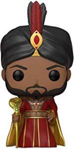 Funko POP de Jafar Live Action - Los mejores FUNKO POP de Aladdin - Funko POP de Disney