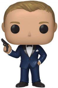 Funko POP de James Bond Daniel Craig en Casino Royale - Los mejores FUNKO POP de James Bond - 007 - Funko POP de películas de cine