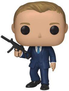 Funko POP de James Bond Daniel Craig en Quantum - Los mejores FUNKO POP de James Bond - 007 - Funko POP de películas de cine