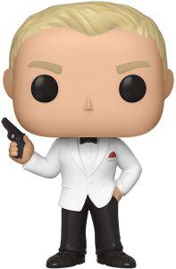 Funko POP de James Bond Daniel Craig en Spectre - Los mejores FUNKO POP de James Bond - 007 - Funko POP de películas de cine