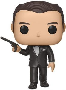 Funko POP de James Bond de Pierce Brosnan de Goldeneye - Los mejores FUNKO POP de James Bond - 007 - Funko POP de películas de cine
