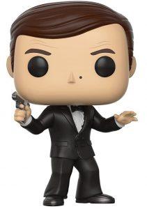 Funko POP de James Bond de Roger Moore en La espía que me amó - Los mejores FUNKO POP de James Bond - 007 - Funko POP de películas de cine