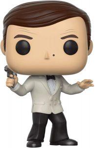 Funko POP de James Bond de Roger Moore en Octopussy - Los mejores FUNKO POP de James Bond - 007 - Funko POP de películas de cine