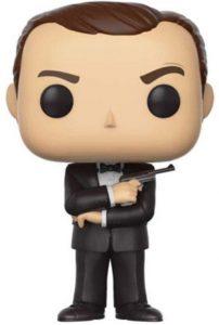 Funko POP de James Bond de Sean Connery del Doctor No - Los mejores FUNKO POP de James Bond - 007 - Funko POP de películas de cine