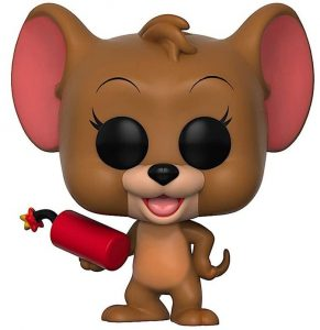 Funko POP de Jerry exclusivo - Los mejores FUNKO POP de Tom y Jerry - Los mejores FUNKO POP de series de dibujos animados
