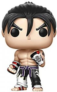 Funko POP de Jin Kazama - Los mejores FUNKO POP del Tekken - Los mejores FUNKO POP de personajes de videojuegos