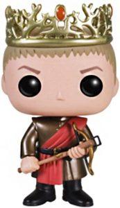 Funko POP de Joffrey Baratheon - Los mejores FUNKO POP de Juego de Tronos de HBO - Los mejores FUNKO POP de Game of Thrones - Funko POP de series de televisión