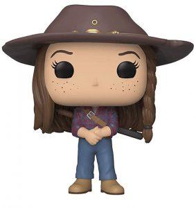 Funko POP de Judith Grimes hija de Rick - Los mejores FUNKO POP de The Walking Dead - Funko POP de series de televisión