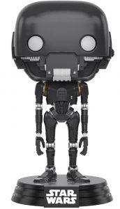 Funko POP de K-2SO - Los mejores FUNKO POP de la película de Star Wars Rogue One - Los mejores FUNKO POP de personajes de Star Wars