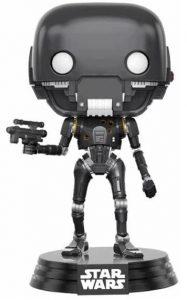 Funko POP de K-2SO combate - Los mejores FUNKO POP de la película de Star Wars Rogue One - Los mejores FUNKO POP de personajes de Star Wars