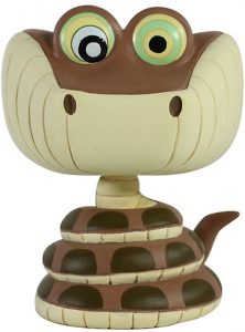 Funko POP de Kaa - Los mejores FUNKO POP del libro de la Selva - FUNKO POP de Disney