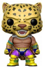 Funko POP de King con capa - Los mejores FUNKO POP del Tekken - Los mejores FUNKO POP de personajes de videojuegos