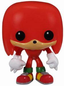 Funko POP de Knuckles clásico - Los mejores FUNKO POP de Sonic - Los mejores FUNKO POP de personajes de videojuegos