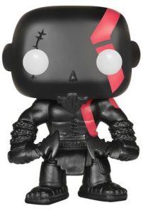 Funko POP de Kratos black - Los mejores FUNKO POP del God of War - Los mejores FUNKO POP de personajes de videojuegos