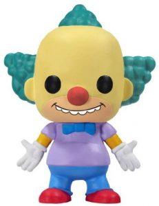 Funko POP de Krusty el payaso - Los mejores FUNKO POP de los Simpsons - Los mejores FUNKO POP de series de dibujos animados
