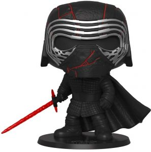 Funko POP de Kylo Ren de 25 centímetros- Los mejores FUNKO POP de Kylo Ren - Los mejores FUNKO POP de personajes de Star Wars de The Mandalorian