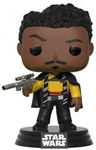 Funko POP de Lando Calrissian en Han Solo - Los mejores FUNKO POP de Lando Calrissian - Los mejores FUNKO POP de personajes de Star Wars