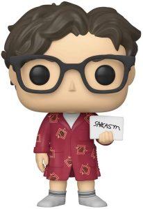 Funko POP de Leonard Hofstadter - Los mejores FUNKO POP de The Big Bang Theory - Funko POP de series de televisión