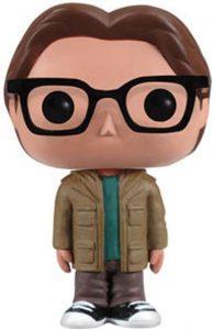 Funko POP de Leonard Hofstadter clásico - Los mejores FUNKO POP de The Big Bang Theory - Funko POP de series de televisión