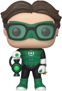 Funko POP de Leonard Linterna Verde - Los mejores FUNKO POP de Linterna Verde - Green Lantern - Los mejores FUNKO POP de personajes de DC