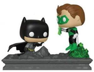 Funko POP de Linterna Verde y Batman - Los mejores FUNKO POP de Linterna Verde - Green Lantern - Los mejores FUNKO POP de personajes de DC