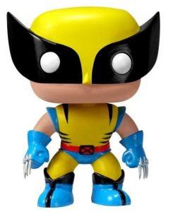 Funko POP de Lobezno clásico - Los mejores FUNKO POP de Lobezno - Los mejores FUNKO POP de los X-Men - Funko POP de Marvel Comics - Los mejores FUNKO POP de los mutantes