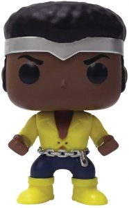 Funko POP de Luke Cage clásico - Los mejores FUNKO POP de The Defenders - Funko POP de Marvel Comics