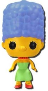 Funko POP de Marge Simpson - Los mejores FUNKO POP de los Simpsons - Los mejores FUNKO POP de series de dibujos animados
