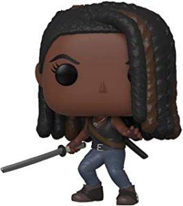 Funko POP de Michonne con katana - Los mejores FUNKO POP de The Walking Dead - Funko POP de series de televisión