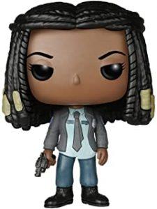 Funko POP de Michonne policia - Los mejores FUNKO POP de The Walking Dead - Funko POP de series de televisión