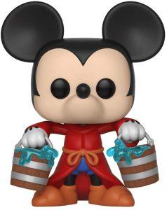 Funko POP de Mickey Mouse Aprendiz de mago - Los mejores FUNKO POP de Mickey Mouse - FUNKO POP de Disney