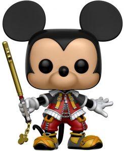 Funko POP de Mickey Mouse Kingdom Hearts - Los mejores FUNKO POP de Mickey Mouse - FUNKO POP de Disney