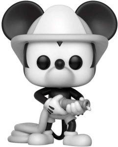 Funko POP de Mickey Mouse bombero - Los mejores FUNKO POP de Mickey Mouse - FUNKO POP de Disney