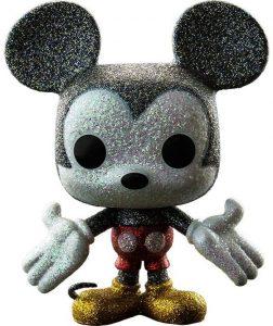 Funko POP de Mickey Mouse clásico brillante - Los mejores FUNKO POP de Mickey Mouse - FUNKO POP de Disney