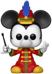 Funko POP de Mickey Mouse director de banda - Los mejores FUNKO POP de Mickey Mouse - FUNKO POP de Disney